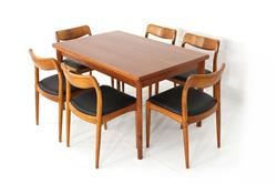 Am Mobler Danish Teak Dining-Table